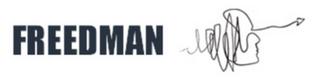 Nick Freedman Logo