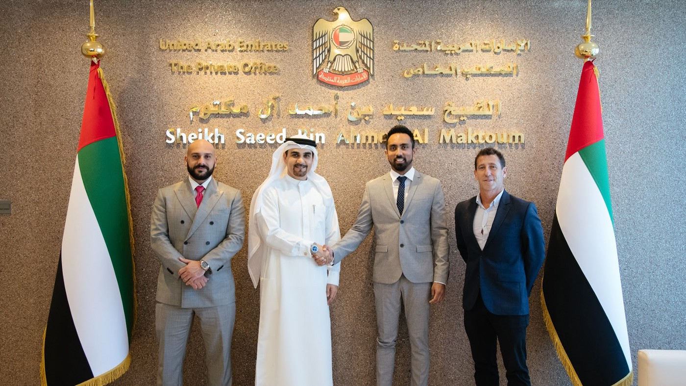 Fantom Foundation partners with The Private Office of Sheikh Saeed bin Ahmed Al Maktoum
