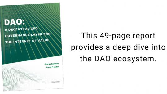 DAO report